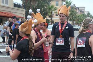 Avalon ParkTurkey Trot 2019