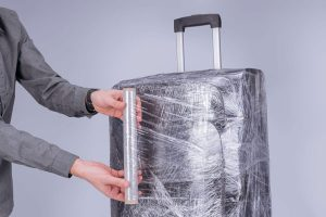 Shrink wrap packing