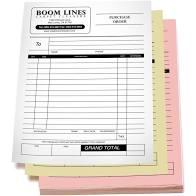 Invoice 2-ply printing